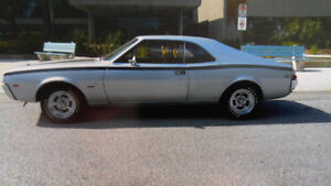 Very Rare 1968 Javelin SST