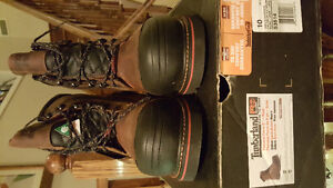 Mens Timberland Pro Boots Size 10- New in Box