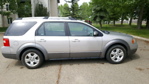 20007 Ford freestyle SEL AWD 3500 obo