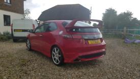 Honda Civic Type-R (GT- FN2)