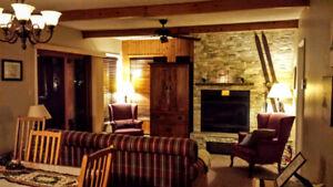 Tremblant- EASTER Sunday Special - Luxury 2 bedroom $68