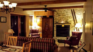 Tremblant- LAST MINUTE SPECIAL - Luxury 2 bedroom condo