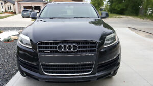 2008 audi Q7,safety,clean title,7 seats,fully loaded