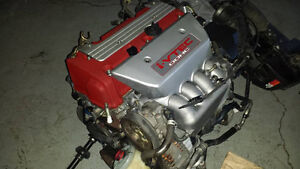JDM K20A typeR DC5 RSX engine only!