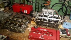 Honda B series vtec/ type R