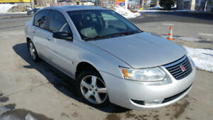 2006 Saturn Ion lll  5 Speed 2.4L manual in Excellent condition