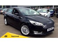 2015 Ford Focus 1.0 EcoBoost 125 Titanium X 5d Manual Petrol Hatchback