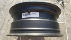STEEL TIRE RIMS FOR SALE ($140 FOR 4)