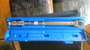 New 1/2 torque wrench