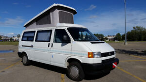 VW Eurovan Winnebago 1995 model, 65000 miles.