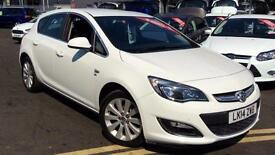 2014 Vauxhall Astra 1.6i 16V Elite 5dr Manual Petrol Hatchback