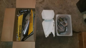 RM125/RM250 Parts (Read description for full list)