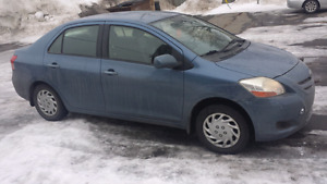 2007 TOYOTA YARIS (4 DOORS) AUTOMATIC