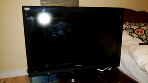 Dynex TV with remote OBO!