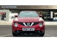 2017 Nissan Juke 1.6 Tekna 5dr Xtronic Petrol Hatchback Auto Hatchback Petrol Au