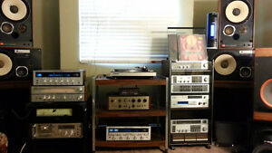 Paying CA$H Spring clean your unwanted old Stereo Audio stuff