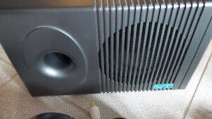Sound system for computer