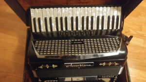 Piano accordion model 310 made in italy