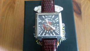 Brand New ED HARDY Men's Watch