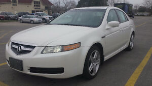 2005 ACURA TL - LEATHER, SUNROOF, ALLOYS, EXTRA WINTER TIRES