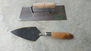 Cement Trowels - 1950's manufacture