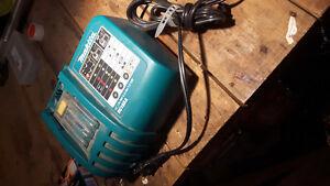Makita battery charger!