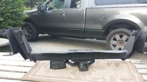 Ford F.150 Factory Trailer Hitch
