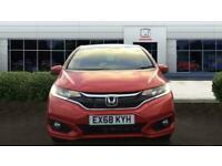 2018 Honda Jazz 1.3 i-VTEC EX 5dr CVT Petrol Hatchback Auto Hatchback Petrol Aut