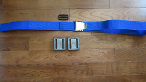 Scuba Diving Trident Weight Belt and Weights