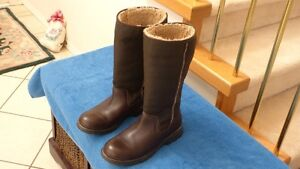 UGG Brooks Tall Brown Boots...new