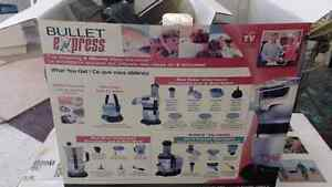 Bullet Express 8 minute meal machine and juicer Peterborough Peterborough Area image 1