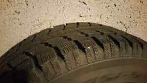 Ford 150 snow tires 4