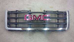 GMC FRONT GRILL Sierra 1500 fits 07-13