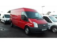 Ford Transit 2.2TDCi ( 125PS ) ( EU5 ) Med Roof Van 350 LWB
