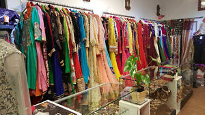India Clothing Business for SALE