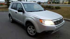 2009 Subaru Forester 2.5X AWD SUV CHEAP
