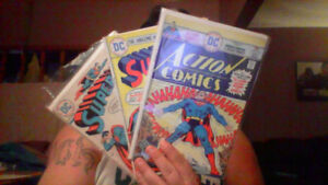 40 Classic Comic Books! Best Cash Or Trade Offers!