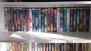 VHS Disney and more