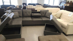 huge sale of sectionals, sofa sets, recliners & more furniture