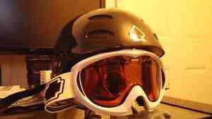 Casque de snowboard Protec et lunette SPY Québec City Québec image 1