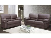 BRAND NEW** SALE PRICE SOFAS ** CLASSIC DESIGN LEATHER 3+2 SOFA SETS / CORNER SOFAS / ARMCHAIRS **