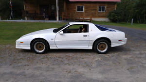 1988 pontiac trans am gta 5.7 vette engine safetied and e-tested