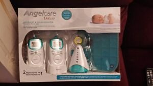 Angelcare Deluxe Baby Monitor  (New in Box)