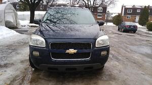 2006 Chevrolet Uplander Bleue Familiale