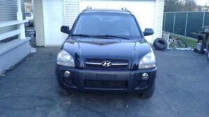2007 Hyundai Tucson VUS