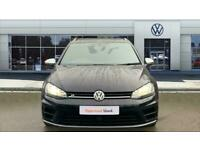 2017 Volkswagen Golf 2.0 TSI R 5dr DSG [Nav] Petrol Estate Auto Estate Petrol Au