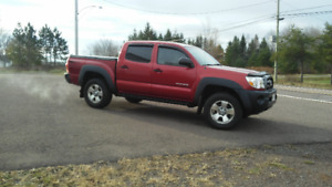 2007 Toyota Tacoma Brand new frame from dealer recall $15000.