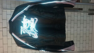 Womens leather Harley Davidson jacket