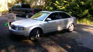 2003 Audi A4 Quattro 1.8T AWD, Fully Loaded