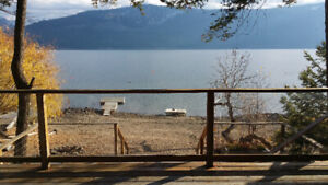 Little Shuswap Lakefront Get-a-Way